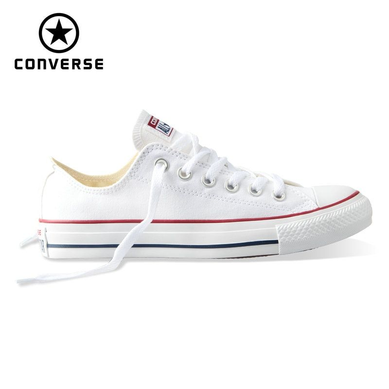 New Original Converse all star canvas shoes men's and women's sneakers low classic Skateboarding Shoes