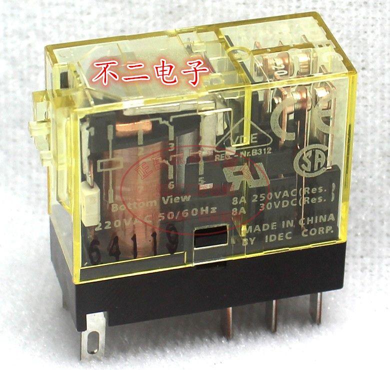Relay RJ2S-CL-A220 AC220V