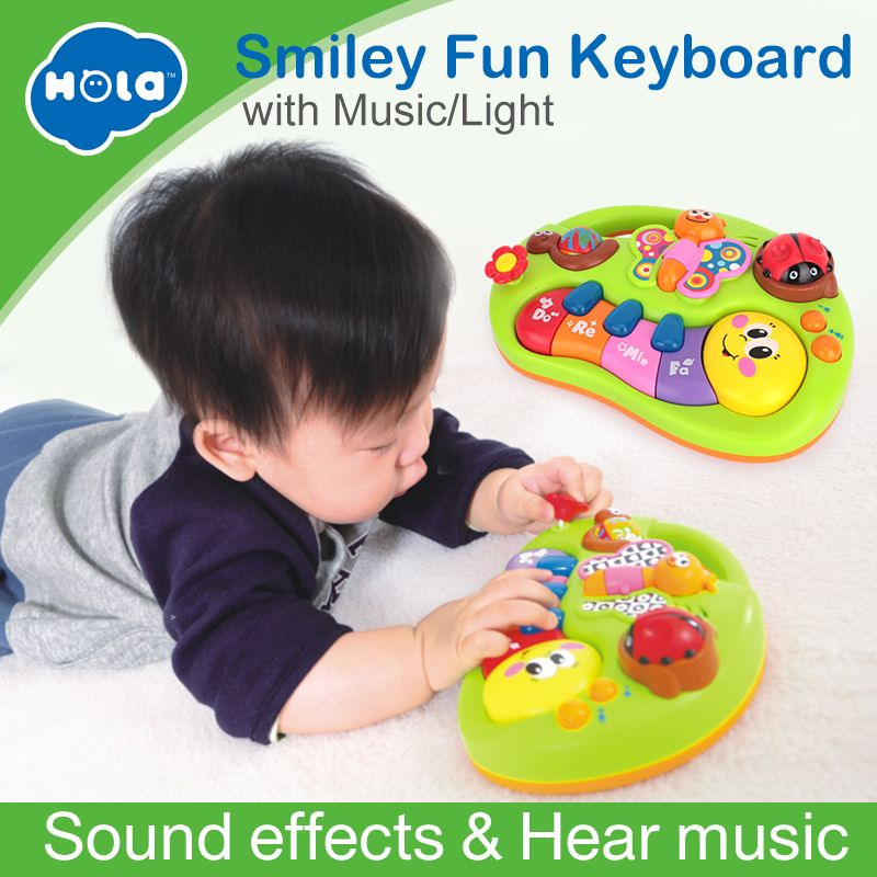 HUILE TOYS 927 Baby Toys <font><b>Learning</b></font> Machine Toy with Lights & Music & <font><b>Learning</b></font> Stories Toy Musical Instrument for Toddler 6 month+