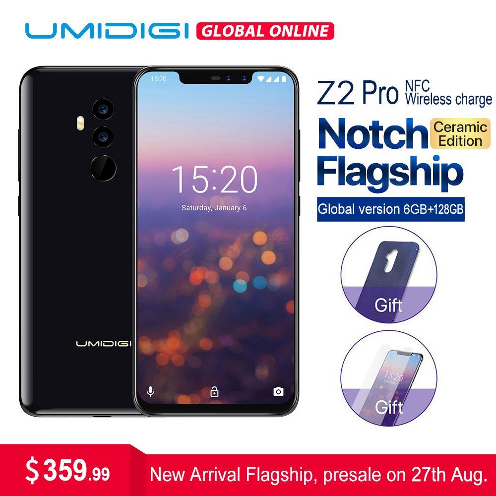 UMIDIGI Z2 Pro Ceramic Edition 6.2