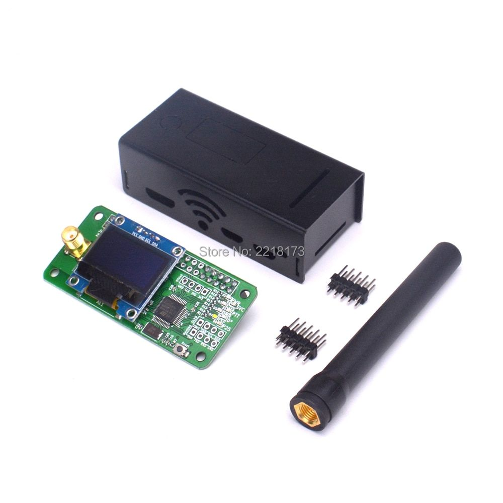 UHF&VHF MMDVM hotspot Support P25 DMR YSF for raspberry pi