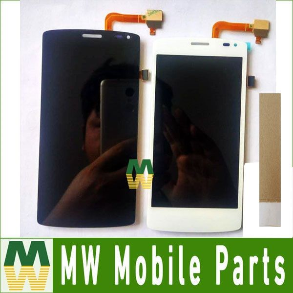 High Quality Black & White color For Fly IQ4417 ERA Energy 3 LCD Display+Touch Screen Digitizer Assembly 1PC /Lot with tools