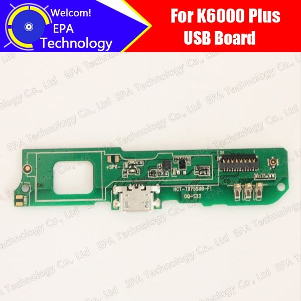 Oukitel K6000 Plus usb board 100% Original New for usb plug charge board Replacement Accessories for K6000 Plus phone