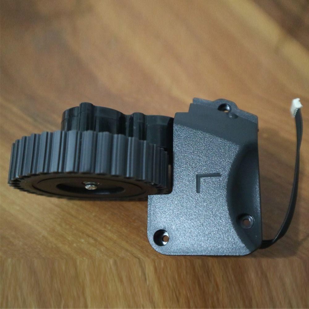 Links rad roboter staubsauger Teile zubehör Für ilife A4 A4s A40 A8 T4 X430 X432 X431 roboter Staubsauger räder motoren