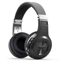 Оригинальный Bluedio H + Bluetooth стерео Беспроводной наушники Super Bass Музыки Mp3 плеер гарнитура с микрофоном FM BT4.1 наушники