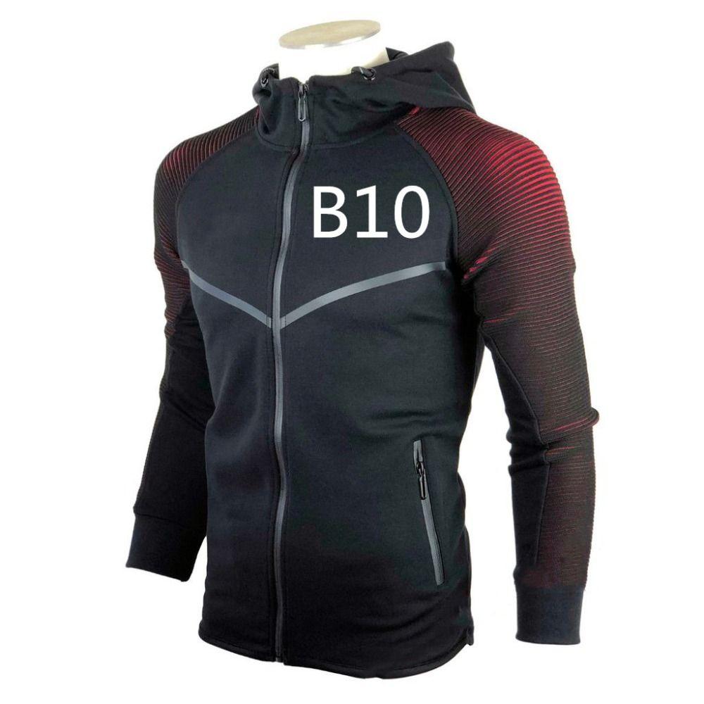 B10 New Tops For Men's Brand Car Logos Spring Casual Solid Hoodies Mens Regular Sweatshirts Mans Hooded Moleton Zipper Plus Size