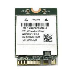 Wireless Adapter Karte für Hackintosh dell DW1560 BCM94352Z NGFF M.2 WiFi WLAN Bluetooth 4,0 802.11ac 867 Mbps BCM94352 karte