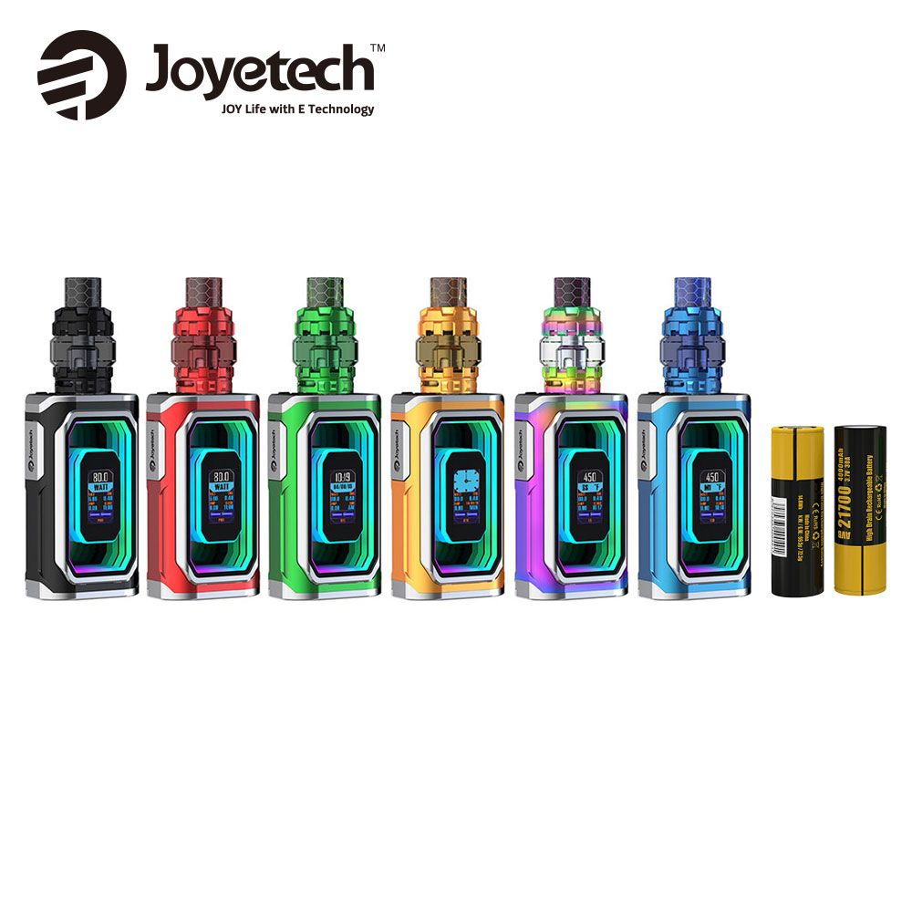 2018 Original 230W Joyetech ESPION Infinite TC Kit w/ 5.5ml ProCore Conquer Tank & 8000mAh Battery Electronic cigarette Vape Mod