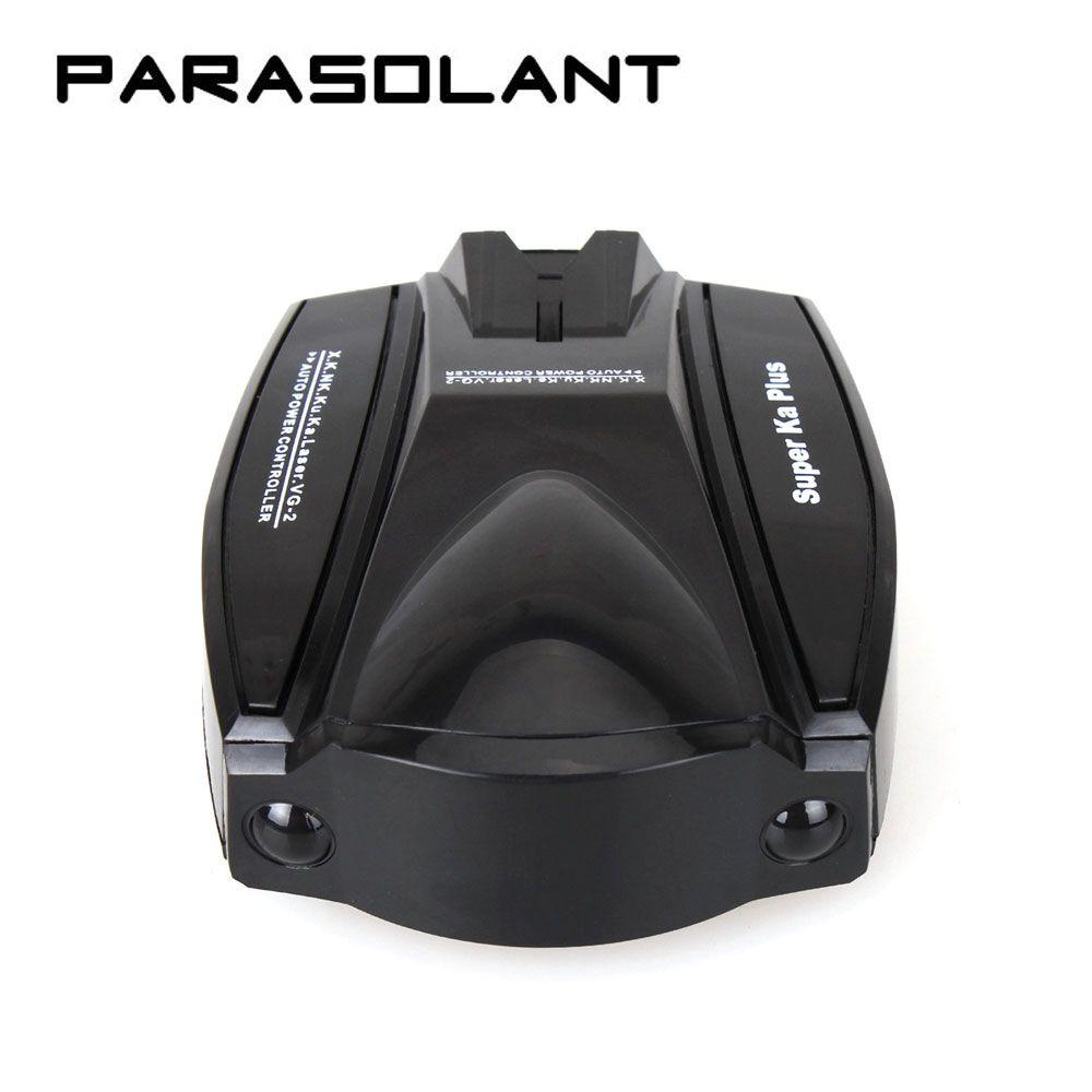 PARASOLANT  Car Electronics New Car Model Mobile Speed Navigation Radar Detector Anti Radar Single Radar Head Russia/English