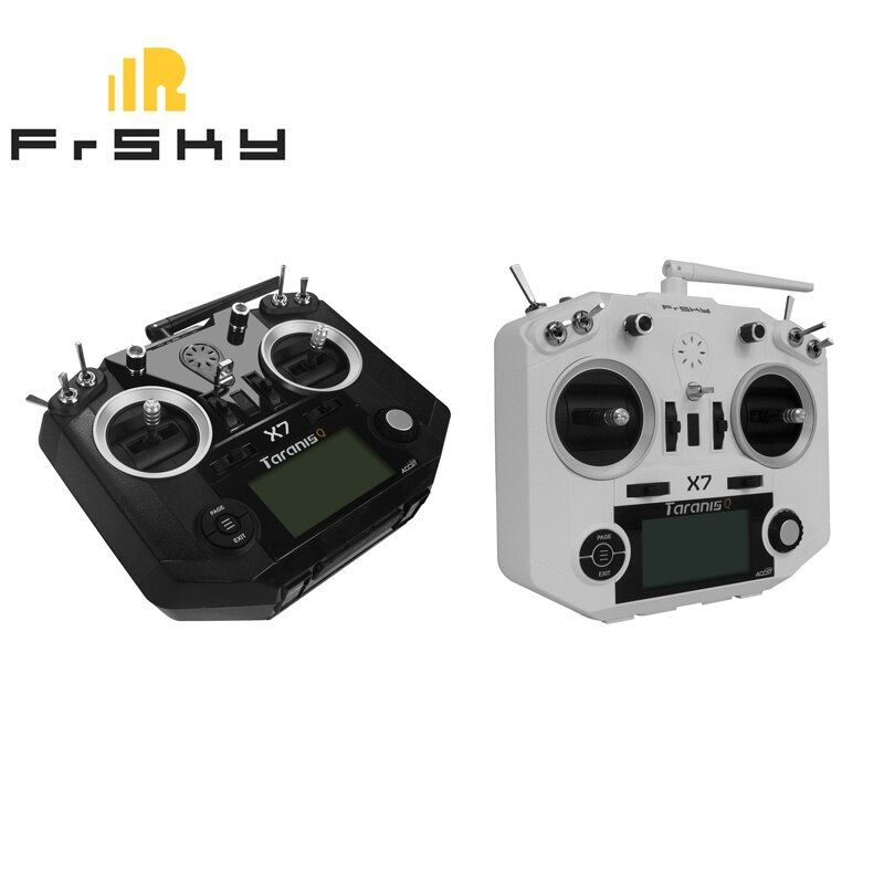 FrSky Taranis Q X7 2.4GHz 16CH Mode 2 Transmitter RC Multicopter Model