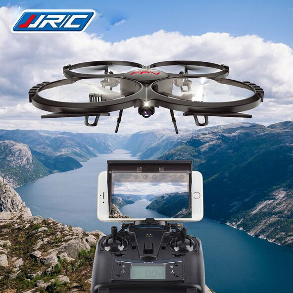 Rc Drone U818A Updated version dron JJRC U819A Remote Control Helicopter Quadcopter 6-Axis Gyro Wifi FPV HD Camera VS X400/X5SW