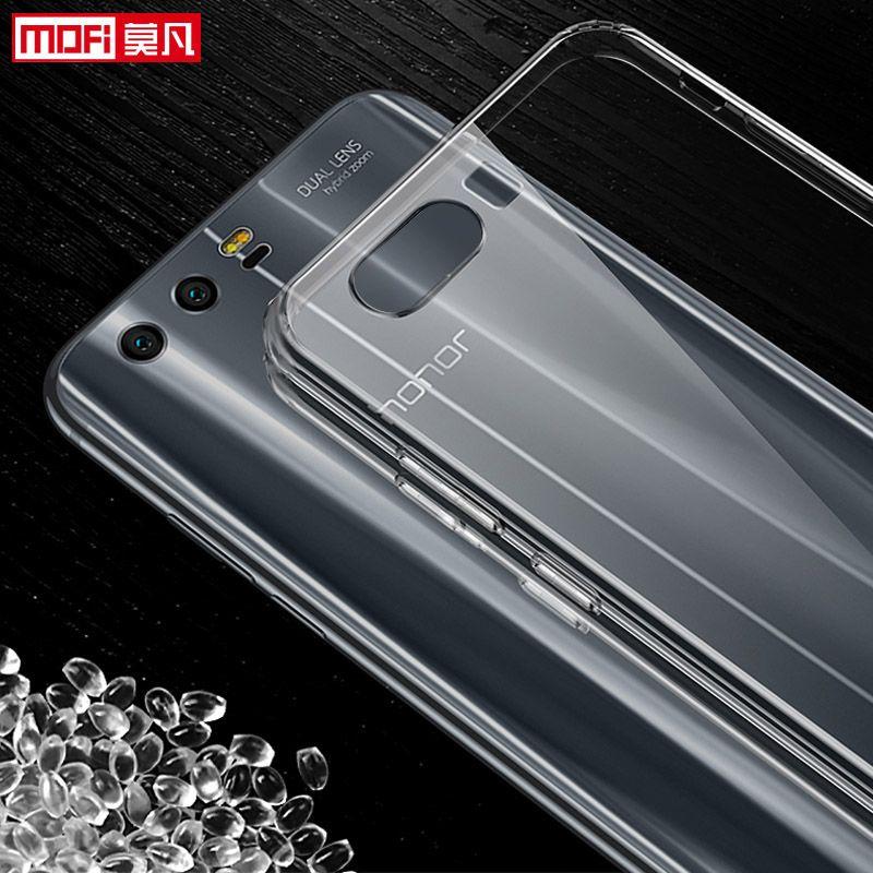 Coque Huawei Honor 9 coque Huawei Honor9 coque silicone transparent dos souple mofi ultra mince 5.15