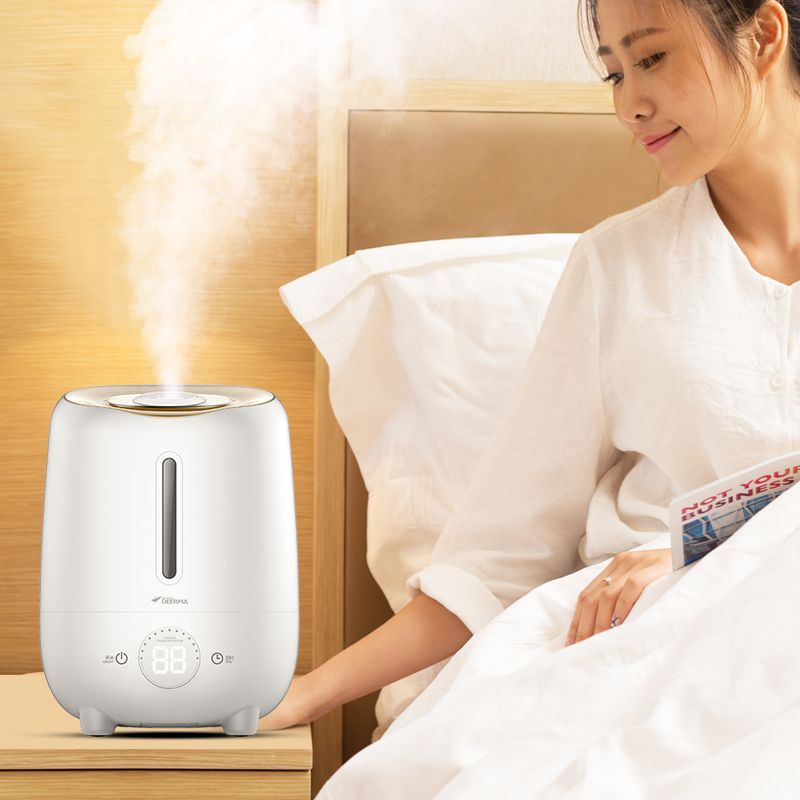 Aroma Diffuser Nebulizer Ultrasonic Humidifier Mute Home Air Humidifier Mini Ultrasonic Sterilization Oxygen Bar Aromatherapy