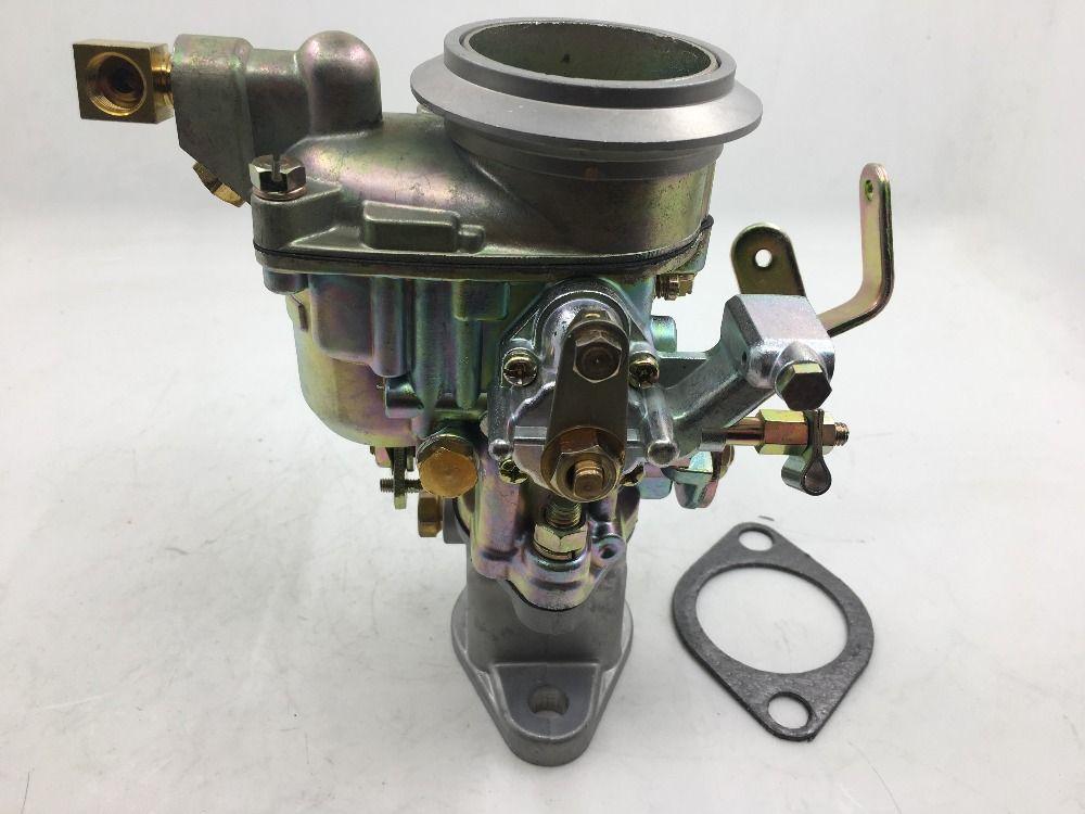 Solex 1 Barrel Carburetor Fit Jeep Willys CJ3B CJ5 CJ6 134 ci F-Head 17701.02 CARBURETTOR CARB TOP QUALITY FREE SHIPPING