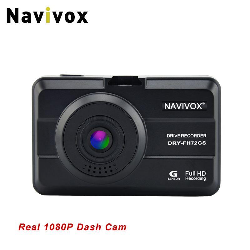 Navivox Car DVR Camera Dash Cam Recorder for 2.5