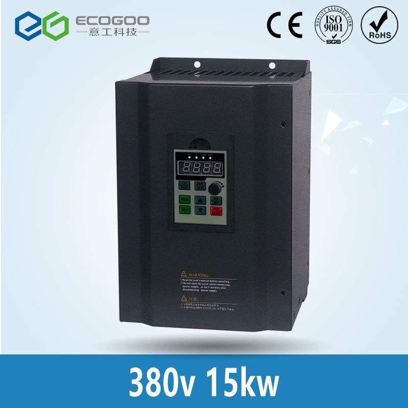 15kw 380 V Drei Phase Low Power Frequenzumrichter für Wasserpumpe