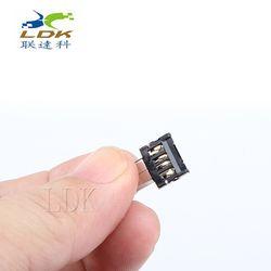 Fingernail piece v8 Data line interpolation MIRCO head buckle