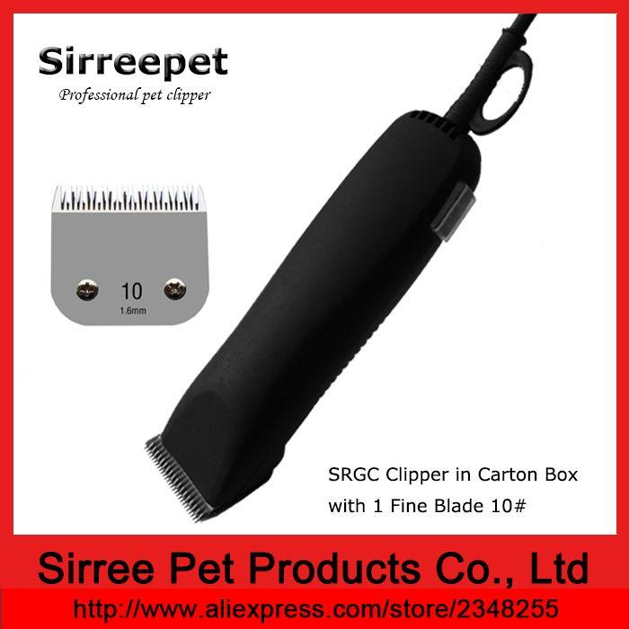 45W heave duty pet clipper with 1 fine blade 10# in carton box
