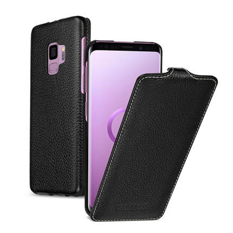 2018 mode Luxus Echtem Leder Abdeckungsfall Für Samsung Galaxy S9 S9plus Fall Flip-telefon Schutzhülle Tasche für Samsung S9 Plus