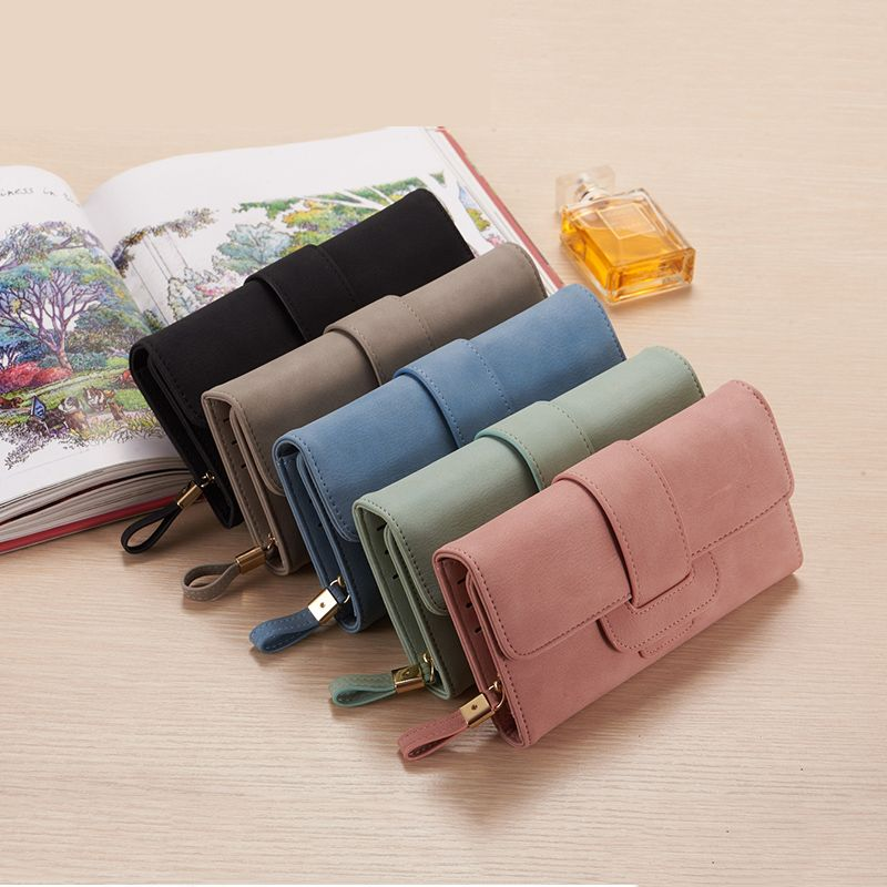 Fashion Women Wallet Phone Bag Leather Case For iPhone 7 6 6s Plus 5s 5 For Samsung Galaxy S7Edge S6 Xiaomi Mi5 Redmi 3S Note3 4