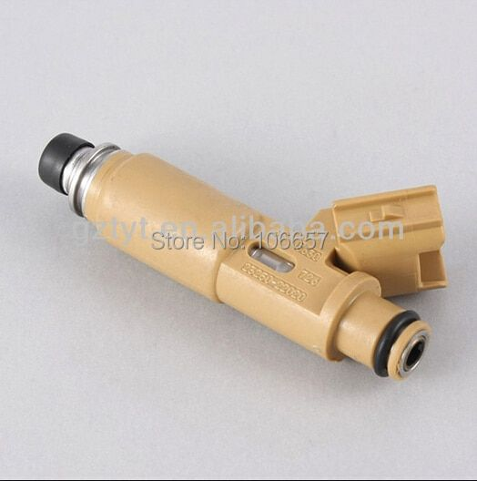 Free shipping fuel injector fuel nozzle 23250-22020 23209-22020 for 1ZZ 1ZZFE  COROLLA AVENSIS CELICA 1.8 LTR