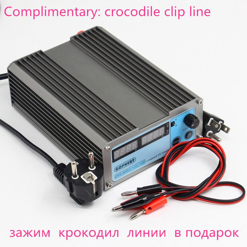 Gophert CPS-3205II DC Switching Power Supply Single Output 0-32V 0-5A 160W adjustable