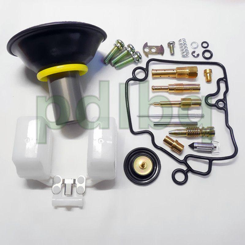 Kit de réparation de carburateur 18 MM kit de réparation de carburateur (le plus entièrement configuré) Scooter cyclomoteur GY6 50CC ATV Karting et scooters