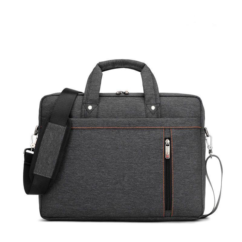 Imperméable de luxe Marque Ordinateur Portable sac 17.3 pouce de Femmes 13.3 14 15 15.6 17 Épaule portable Messenger hommes sac de portable
