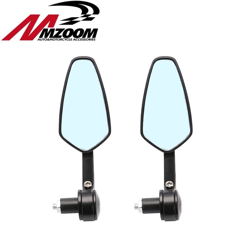 FREE SHIPPING Mzoom Universal CNC Alloy Motorcycle 7/8