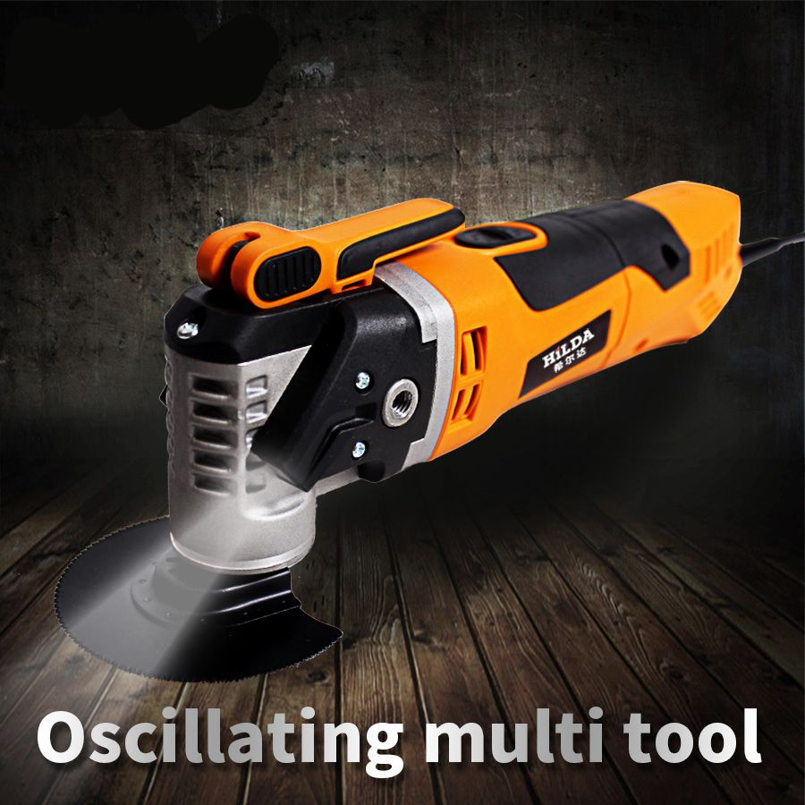 Multi-Function Oscillating Trimmer Home Renovation Tool Electric Saw Renovator Tool Trimmer woodworking Tools Bag Packing