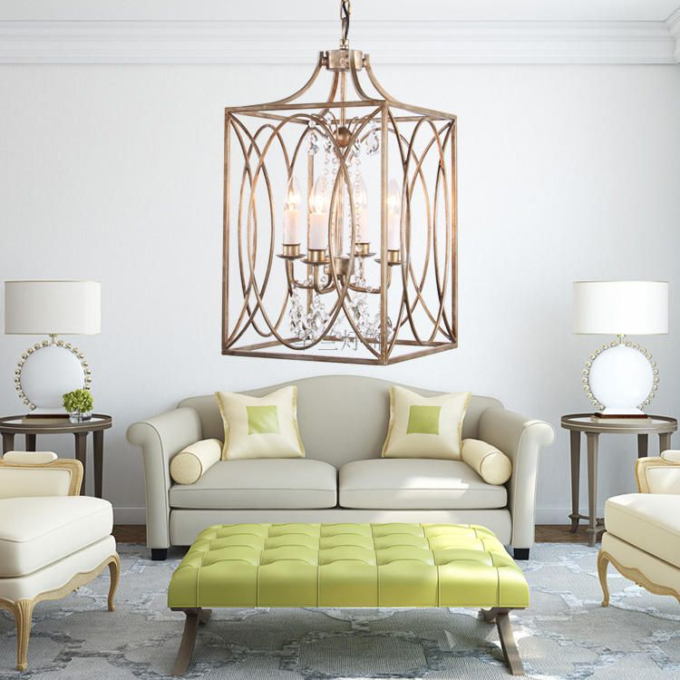 Pendant Lights American Country Lamps Vintage Lighting for Living room Restaurant Bedroom Cafe Meeting Room