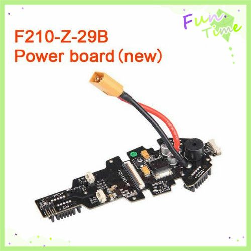 Walkera F210-Z-29B Power Board Furious 210 3D Spare Parts Walkera F210 3D Spare Parts Free Shipping with Tracking