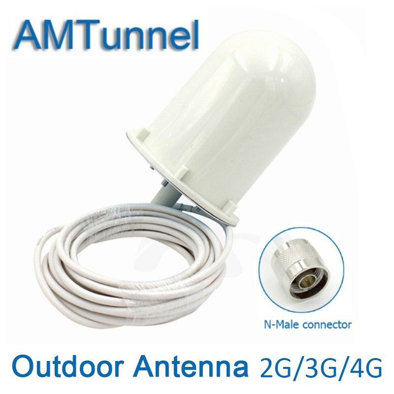 UMTS GSM LTE1800Mhz outdoor antenna external antenna 8dBi with N male connector WCDMA2100Mhz Omni antenna