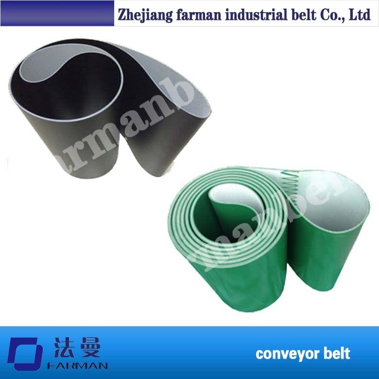 Pvc Polyethylene Pu Endless Conveyor Belt