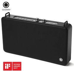 GGMM E5 Wireless Bluetooth Speaker WiFi Speaker 20w Portable with Bass for iPhone Android Computer Support AirPlay DLNA Spotify