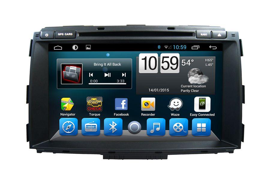 Navirider Android 8.1.0 octa core auto dvd player für Kia Canival 2017 gps + glosnass multimedia head Unit stereo autoradio