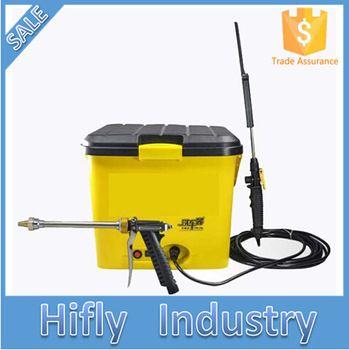 HF-ZM01 New High Pressure DC12V 28L Car Washing Machine Portable Power Car Washer