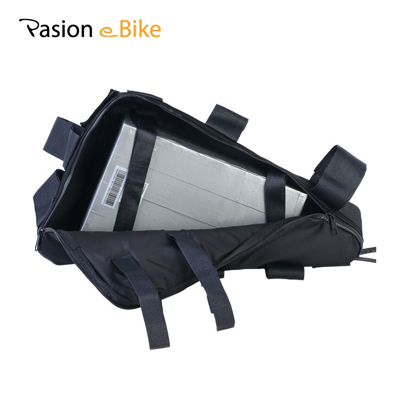 PASION E BIKE 52V 20.3ah Triangle Battery Electric Bicycle Lithium Battery Pack 52V Battery With 5A Charger & Triangle Bag