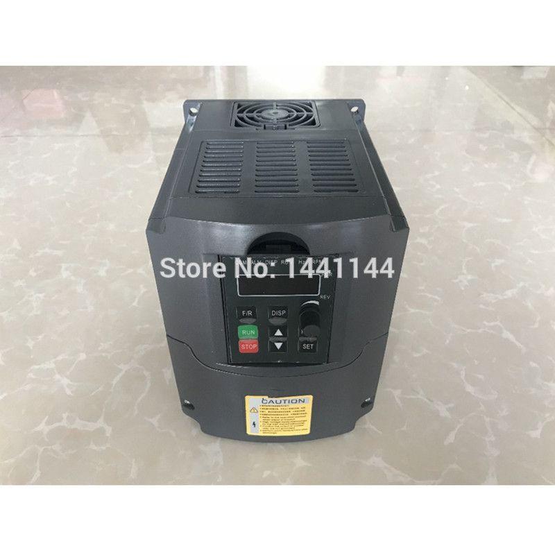 1.5KW/2.2KW/3KW 110 V 220 V 380 V AC Variable Frequenz Umrichter VFD Konverter Speed Controller inverter für CNC