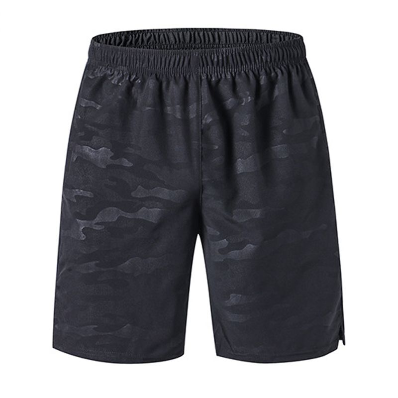 Mens Summer Camo Wicking Loose Short Pants Quick Dry Beach Cargo Shorts Men Breathable Outdoors Short Trousers Casual Boardshort