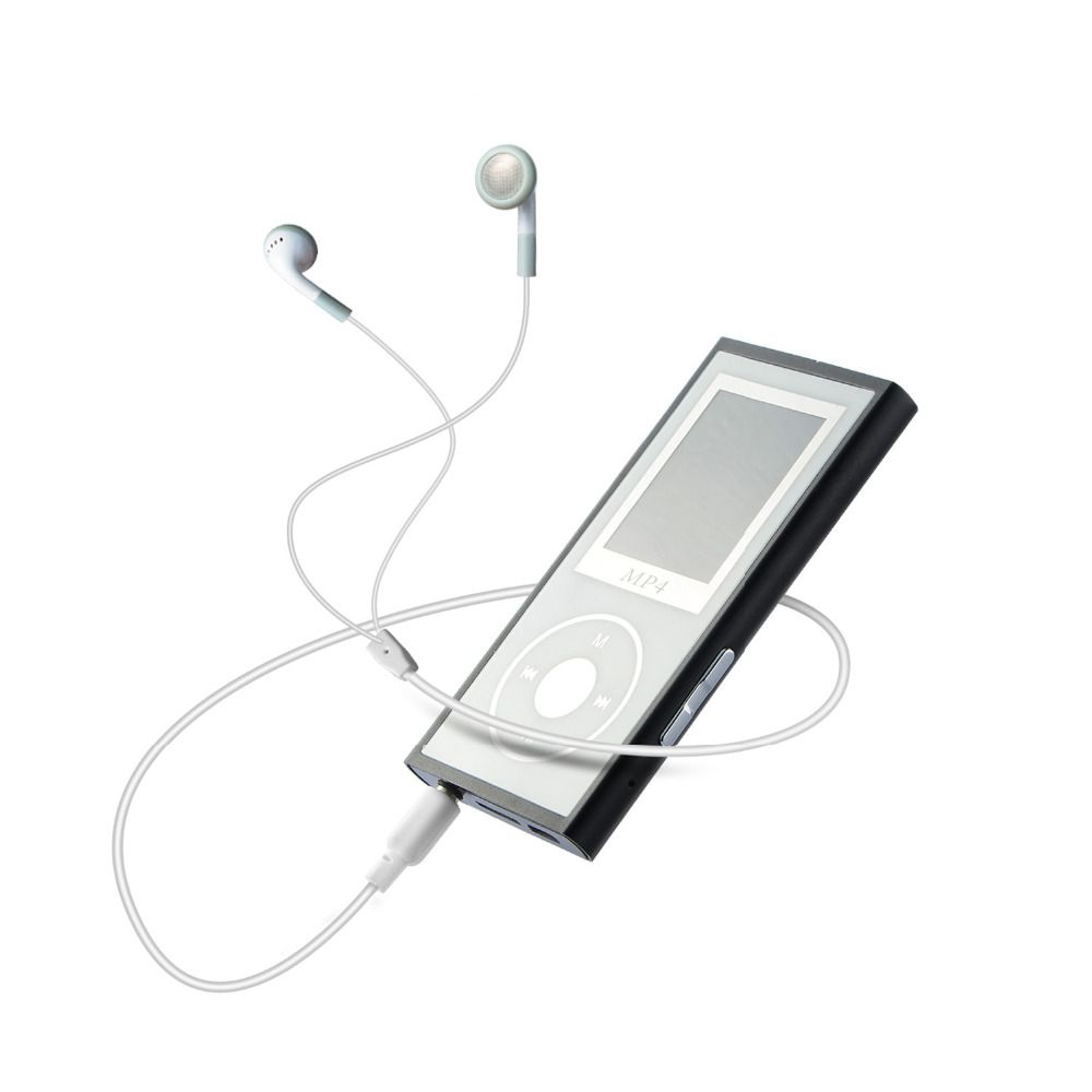 4GB 8GB Bluetooth MP3 MP4 Music Video Movie Player FM Radio Recorder Photo Viewer Ebook Clock Function Walkman TF Card Extended