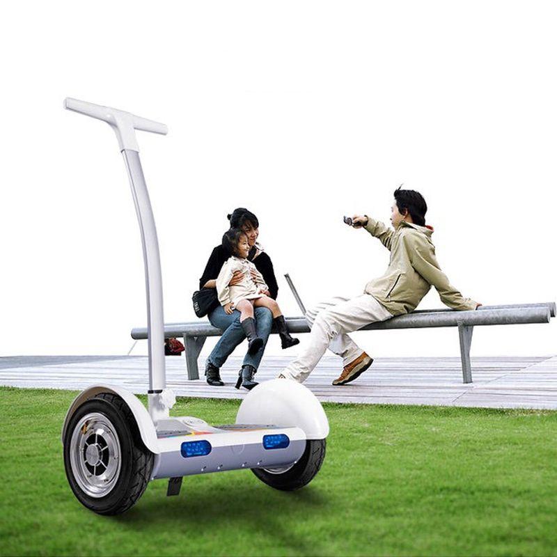 2 rad Erwachsene elektrische roller hoverboard Skateboard handlauf einrad gyroscooter schubkarre Selbst ausgleich roller spaziergang auto