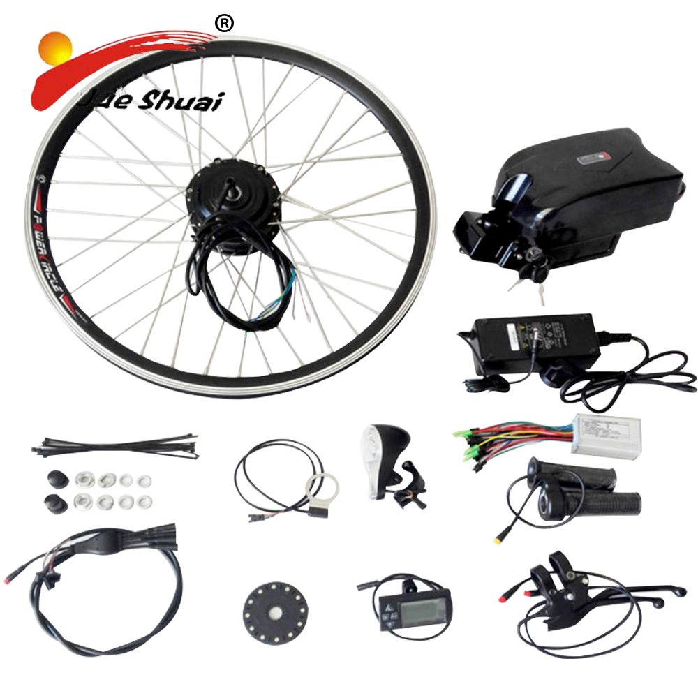 Best Price $239 Simple Electric Bike Bicycle Conversion kit 36V 48V for 20