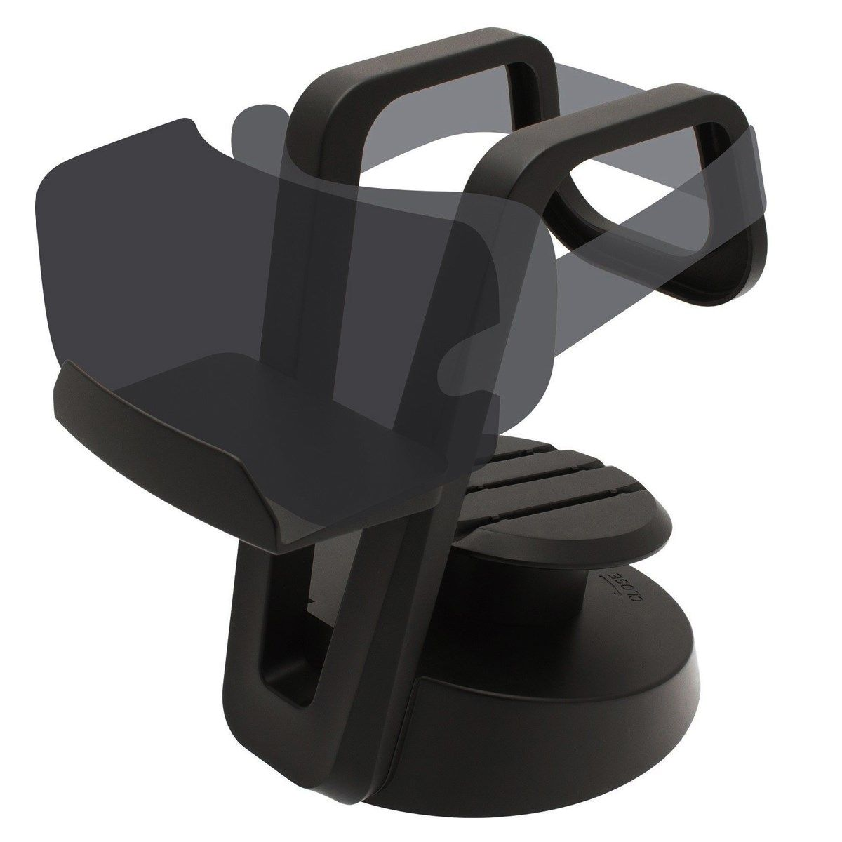Universal VR Headset Stand VR Monut Black Display Holder Cable Organiser Rack Storage With Cable Management For VR Glasses Stand