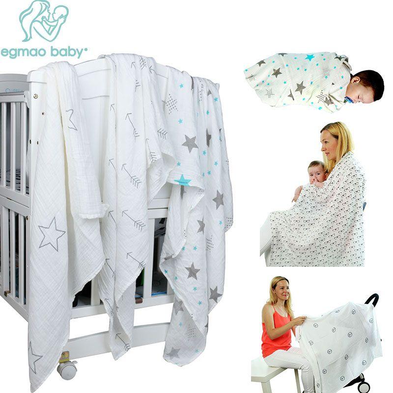 Linens Towel Bedding Baby Blanket Envelope For Newborns Baby Bedding Diapers Organic Envelope For Discharge Goods For Newborns