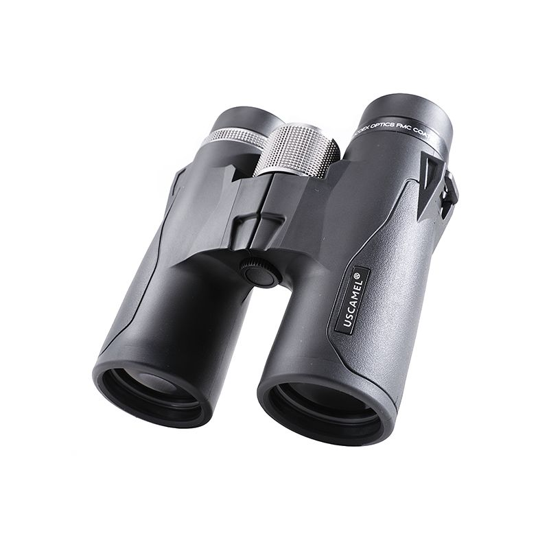 USCAMEL Binoculars Military HD 10x42 High Power Telescope Professional Hunting Outdoor,Black