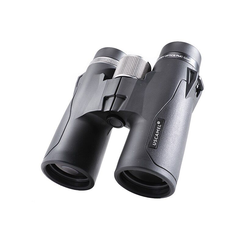 USCAMEL Binoculars Military HD 10x42 High Power Telescope Professional Hunting Outdoor,Black
