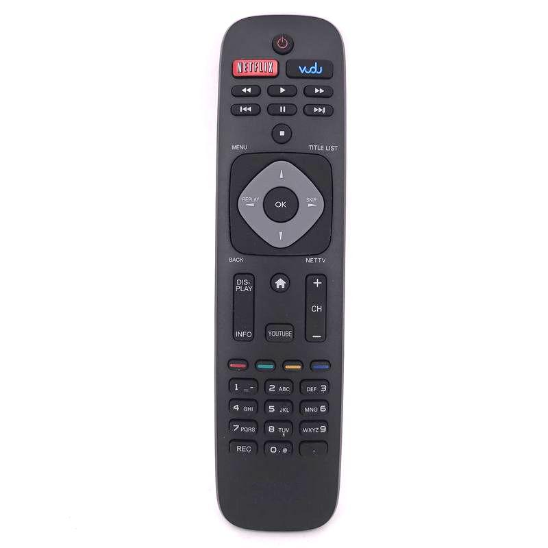 Nouvelle télécommande d'origine SF308 pour Philips 39PFL2608/F7 26PFL4907 télécommande TV intelligente avec NETFLIX