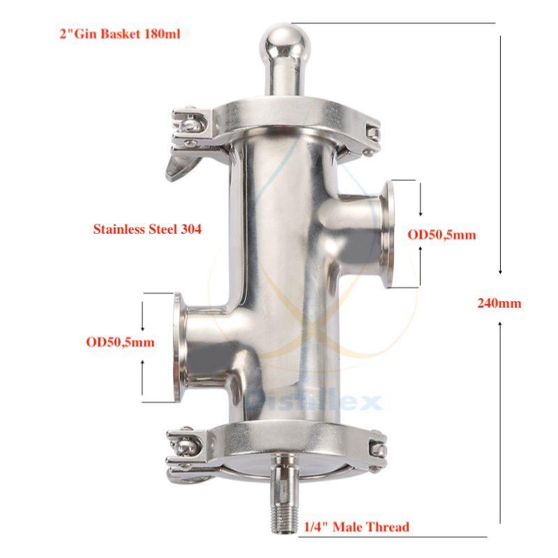 Tri - clamp 2