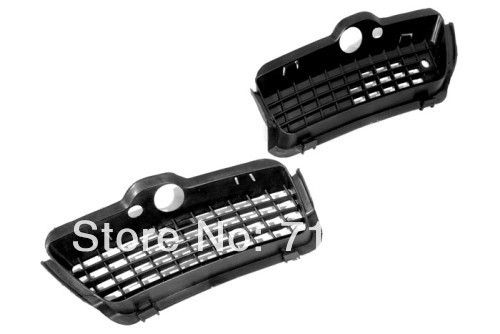 Front Lower Side Grille Insert For VW Golf MK3 1H6 853 665 A and 1H6 853 666